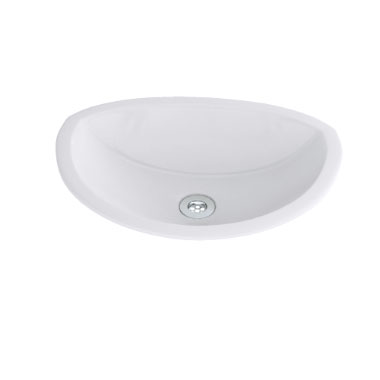 Mini Oval Counter Top Basin